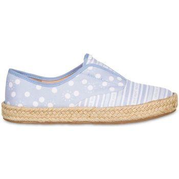 Zapatos Mujer Alpargatas Petite Jolie By Parodi 4260 Azul