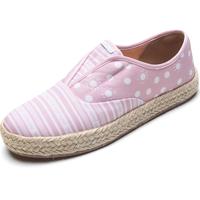 Zapatos Mujer Alpargatas Petite Jolie By Parodi 4260 Rosa