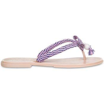 Zapatos Mujer Chanclas Petite Jolie By Parodi 4271 Beige