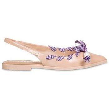 Zapatos Mujer Sandalias Petite Jolie By Parodi 4272 Beige