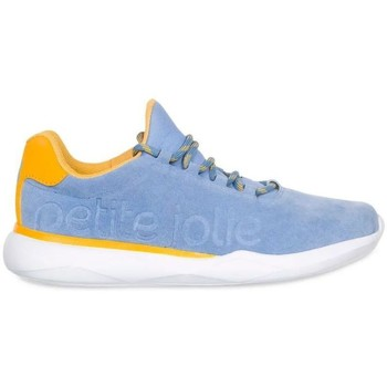 Zapatos Mujer Zapatillas bajas Petite Jolie By Parodi 4308 Azul