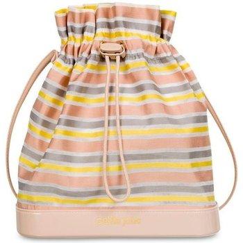 Bolsos Mujer Bolso para llevar al hombro Petite Jolie By Parodi 4340 Beige