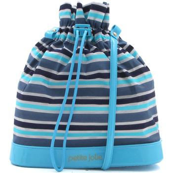 Bolsos Mujer Bolso para llevar al hombro Petite Jolie By Parodi 4340 Azul