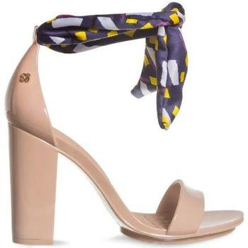 Zapatos Mujer Sandalias Petite Jolie By Parodi 4356 Beige