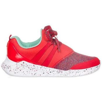 Zapatos Mujer Zapatillas bajas Petite Jolie By Parodi 4392 Rojo