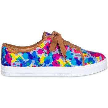 Zapatos Mujer Zapatillas bajas Petite Jolie By Parodi 4393 Azul