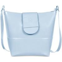 Bolsos Mujer Bolso para llevar al hombro Petite Jolie By Parodi 4453 Azul
