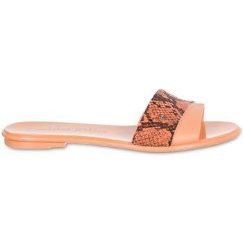 Zapatos Mujer Zuecos (Mules) Petite Jolie By Parodi 4484 Naranja