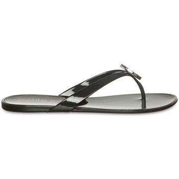 Zapatos Mujer Chanclas Petite Jolie By Parodi 4490 Negro