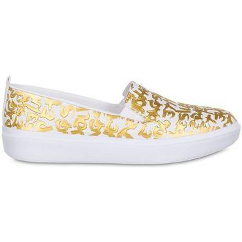 Zapatos Mujer Slip on Petite Jolie By Parodi 4506 Blanco