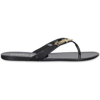 Zapatos Mujer Chanclas Petite Jolie By Parodi 4515 Negro