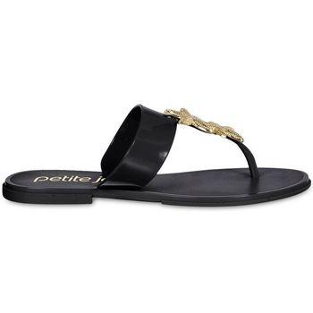 Zapatos Mujer Sandalias Petite Jolie By Parodi 4537 Negro