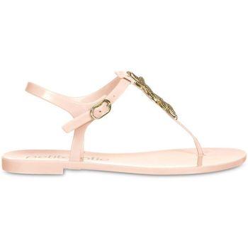 Zapatos Mujer Sandalias Petite Jolie By Parodi 4538 Beige