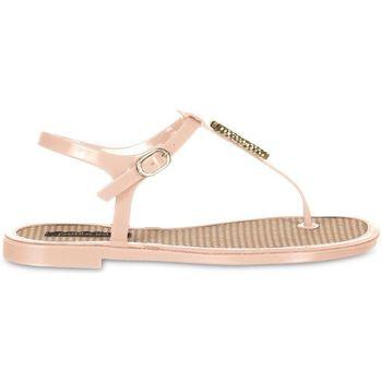 Zapatos Mujer Sandalias Petite Jolie By Parodi 4564 Beige