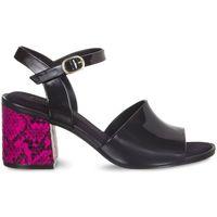 Zapatos Mujer Sandalias Petite Jolie By Parodi 4579 Negro