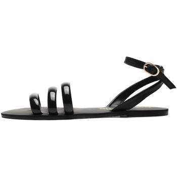 Zapatos Mujer Sandalias Petite Jolie By Parodi 4593 Negro