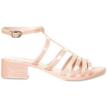 Zapatos Mujer Sandalias Petite Jolie By Parodi 4621 Beige
