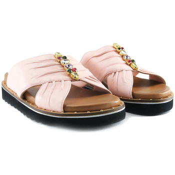 Parodi Sunshine 53/1861 Rosa - Zapatos Zuecos (Mules) Mujer 5100