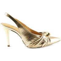 Zapatos Mujer Zapatos de tacón Parodi Passion 60/4463/03 Oro