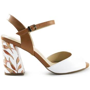 Zapatos Mujer Sandalias Parodi Passion 77/2744/01 Blanco