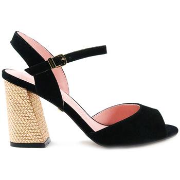 Zapatos Mujer Sandalias Parodi Passion 77/2744/04 Negro