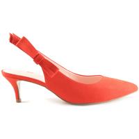 Zapatos Mujer Zapatos de tacón Parodi Passion 77/4875/01 Rojo