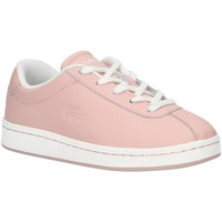 Zapatos Niña Multideporte Lacoste 39SUC0008 MASTERS 120 2 S Rosa