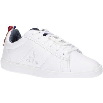 Zapatos Niños Multideporte Le Coq Sportif 2010074 COURTCLASSIC Blanco