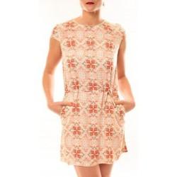 textil Mujer Vestidos cortos Meisïe Robe 20911SP15 Rose Rosa