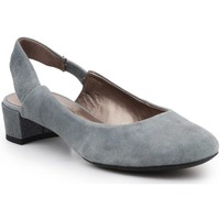 Zapatos Mujer Sandalias Geox D Carey B D64V8B-000J0-C4069 gris