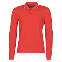 textil Hombre Polos manga larga Casual Attitude NILE Rojo