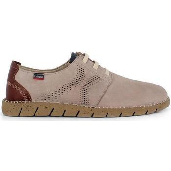 Zapatos Hombre Zapatillas bajas CallagHan 43200 beige