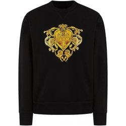 textil Hombre Sudaderas Versace Jersey & Cardigans B7GVB7EB negro