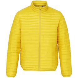 textil Hombre Chaquetas 2786 TS018 Amarillo Bright