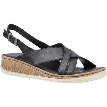 Zapatos Mujer Sandalias Hush puppies  Negro