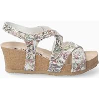 Zapatos Mujer Sandalias Mephisto LYLA Multicolor