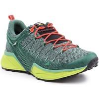 Zapatos Mujer Senderismo Salewa Ws Dropline 61369-5585 green