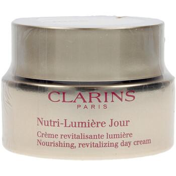 Belleza Mujer Antiedad & antiarrugas Clarins Nutri Lumière Crème Jour  50 ml