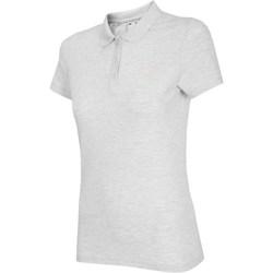 textil Mujer camisetas manga corta 4F TSD007 Grises