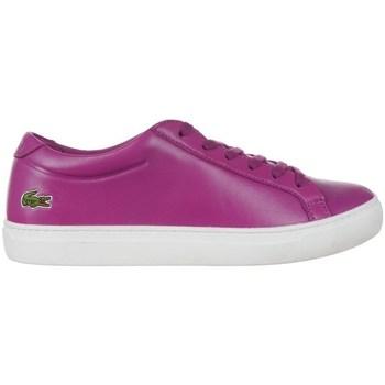 Zapatos Mujer Zapatillas bajas Lacoste 733CAW1000R56 Violeta