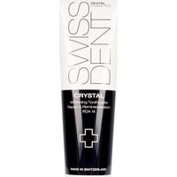 Belleza Tratamiento facial Swissdent Crystal Repair&whitening Toothcream  100 ml