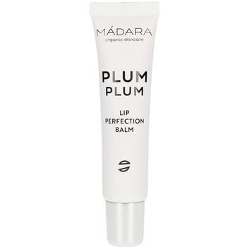 Belleza Mujer Hidratantes & nutritivos Mádara Organic Skincare Plum Plum Lip Perfection Balm  15 ml