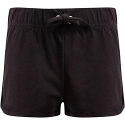 textil Niños Shorts / Bermudas Skinni Fit SM069 Negro