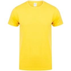 textil Hombre Camisetas manga corta Skinni Fit SF121 Multicolor