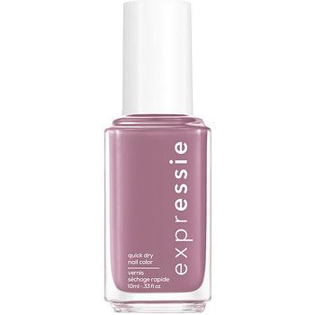 Belleza Mujer Esmalte para uñas Essie Expressie Nail Polish 220-get A Mauve On  10 ml