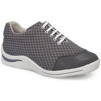 Zapatos Mujer Zapatillas bajas Calzamedi DIABETICO SPORT GRIS