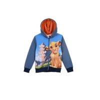 textil Niño Sudaderas TEAM HEROES  LION KING SWEAT Multicolor