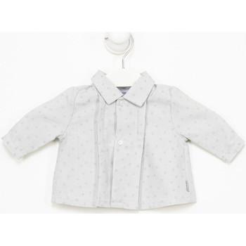 textil Niña Camisas manga larga Tutto Piccolo Camisa m/larga Gris