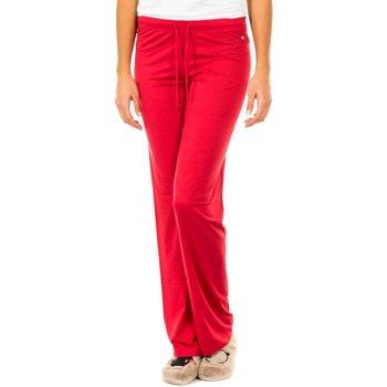 textil Mujer Pijama Tommy H Underwear Pantalón Pijama T.Hilfiger Rojo