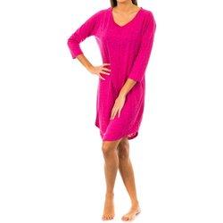 textil Mujer Pijama Tommy Hilfiger Camisón Tommy Hilfiger Rosa
